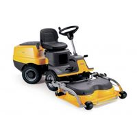 Stiga Park 120 2WD complete with 85cm combo QF cutter deck
