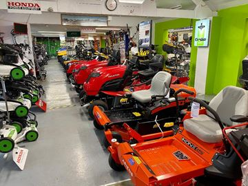 L & M Young newport south wales number one stockist of all garden equipment, take away same day,fantastic choice, main authorised dealer for honda, stihl, husqvarna, stiga grillo, atco, eleit, bcs, echo, mitox, lumag,silky, bulldog,countax, mountfield, tracmaster, dr, etesia, iseki, and many more