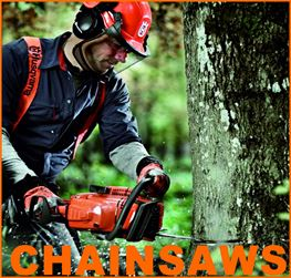 L & M Young Chainsaw main largest dealer newport gwent south wales