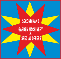 L & M Young newport south wales for All your second hand garden machinery needs