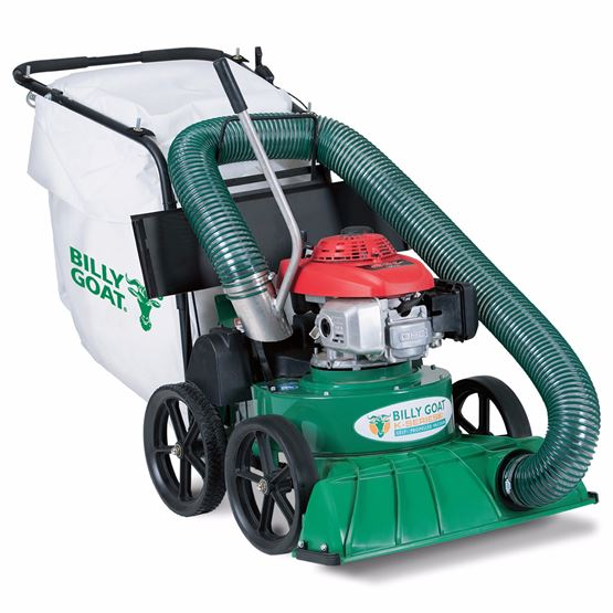 KV650SPH Billy Goat Lawn Vacuum with Rear-Wheel Drive