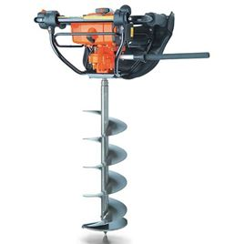 Stihl Post Hole Borer BT121 Complete with bit