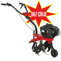 "16"" Petrol Powered Cultivator"