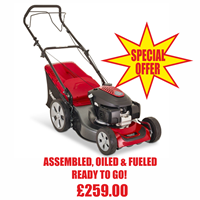 Mountfield SP46 Self-Propelled Lawnmower