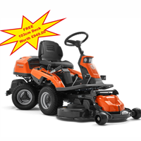 HUSQVARNA R 216T AWD RIDER *with FREE DECK worth £949.00*