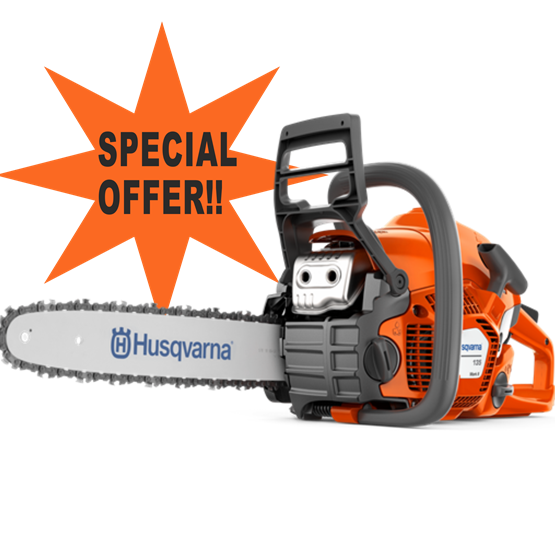 husqvarna chainsaws at L & M Young south wales