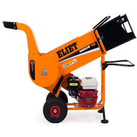 Eliet Minor 4S GX200 Chipper/Shredder